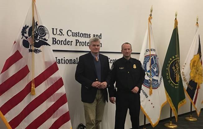 CBP National Targeting Center