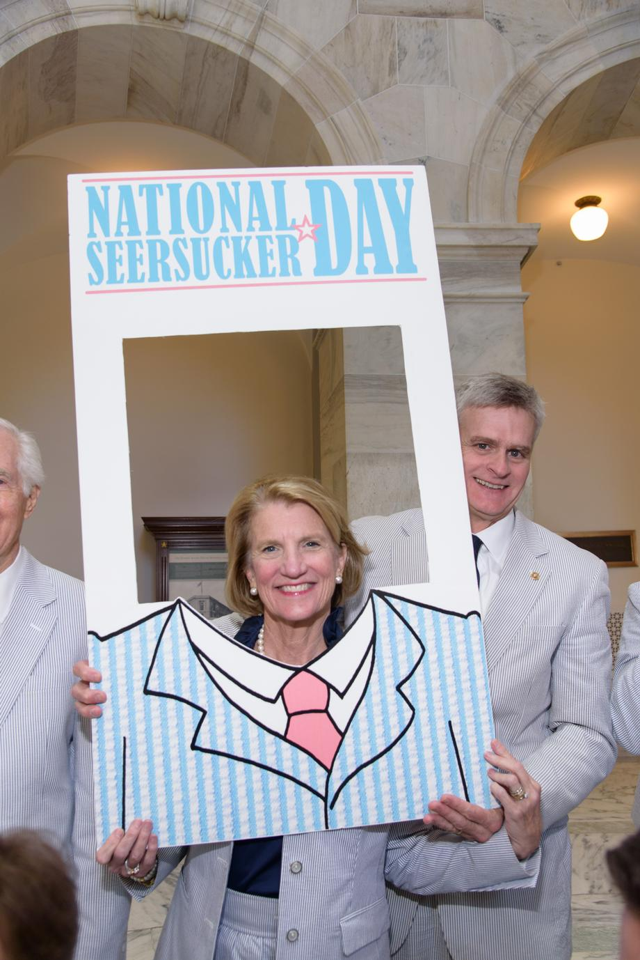 National Seersucker Day 2016